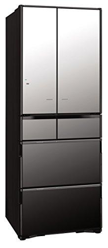 日立 冷蔵庫 真空チルド 517L 6ドア R-X5200F-X