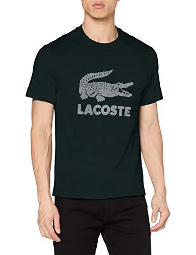 Lacoste TH2166 T-Shirt, Sinople, XL Uomo