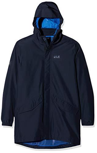 Jack Wolfskin Jungen Ice CAVE 3IN1 Jacket Boys 3in1-jacke, Night Blue, 152