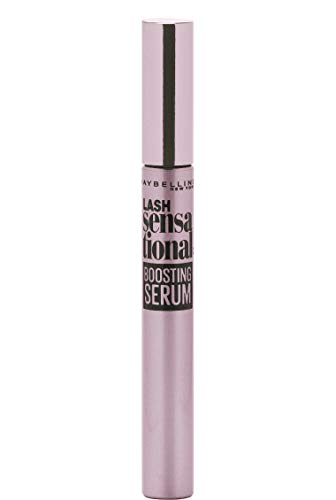 Maybelline New York Wimpernserum, Für natürlich längere Wimpern, Lash Sensational Boosting Serum, Transparent, 5,3 ml