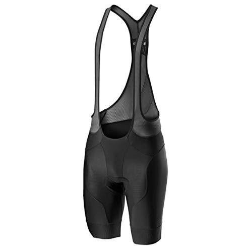 castelli Free Protect Race - Pantalón Corto para Hombre, Hombre, 4520002, Negro, L