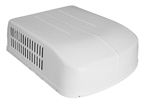 ICON-1544 Brisk Air Dometic Duo Therm RV Air Conditioner Shroud (New Style)-Polar White