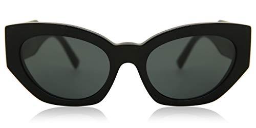 Versace sonnenbrille VE4376B GB1/87 schwarz-grau größe 54-mm-brillen-frau