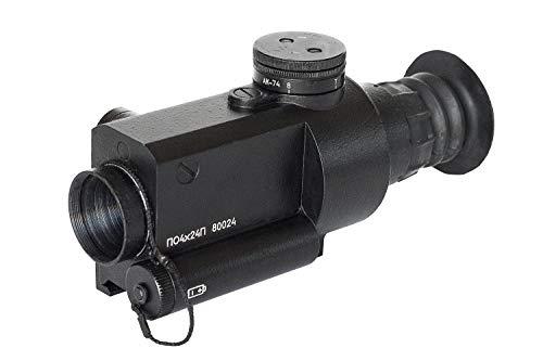 Kalinka Optics PO 4x24 P2 Tactical Wide Angle Sight w/AKM...