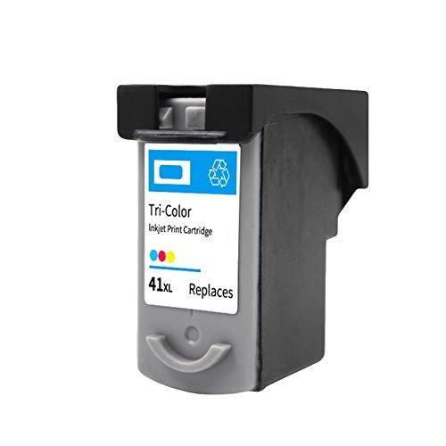 Cartucce d'inchiostro, PG40 CL41 Sostituzione della cartuccia per Canon IP1180 IP1200 1600 IP1880 Cartucce per stampanti a getto d'inchiostro ad alta capacità Black color