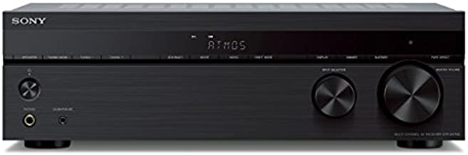 Sony STR-DH790 7.2-ch AV Receiver, 4K HDR, Dolby Vision, Dolby Atmos, dts:X, with Bluetooth (Renewed)