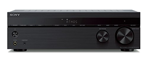 Sony STR-DH790 7.2-ch AV Receiver, 4K HDR, Dolby Vision, Dolby Atmos, dts:X, with Bluetooth...