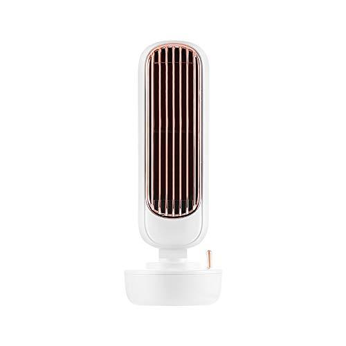 CYFDM Ventilador de Torre Multifuncional para Escritorio, Mini Aire Acondicionado portátil con rociador de Agua, rociador humidificador pequeño, Ventiladores de refrigeración y ventilación