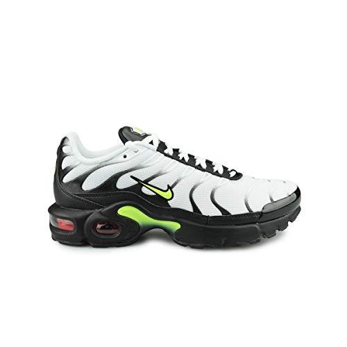 Nike Air Max Plus TN RF Junior weiß, Weiß - weiß - Größe: 39 EU