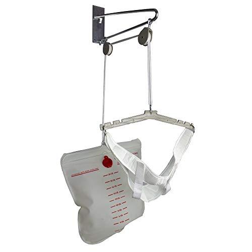 Equipo de tracción cervical para puerta, Mobiclinic