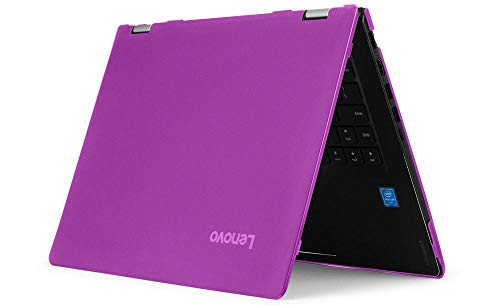 mCover Hard Shell Case for 15.6' Lenovo Yoga 730 (15) Series 2-in-1 Laptop (Yoga_730_15 Purple)