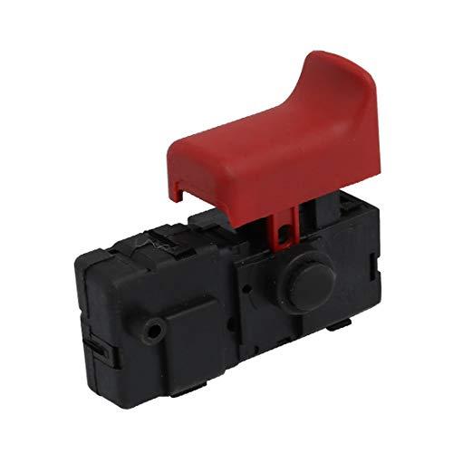 New Lon0167 Accesorios para Destacados herramientas eléctricas 250V eficacia confiable 4 (4) Interruptor tipo martillo negro Para bosch GBH2-22(id:5a2 81 6b fe9)