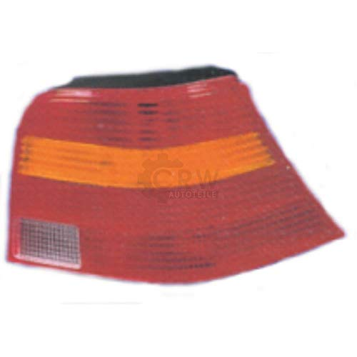 Rückleuchte rechts Heckleuchte IV 4 98- Rot/Gelb