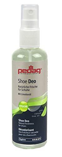pedag Shoe Deo Handpumpe Spray Schuhdeo