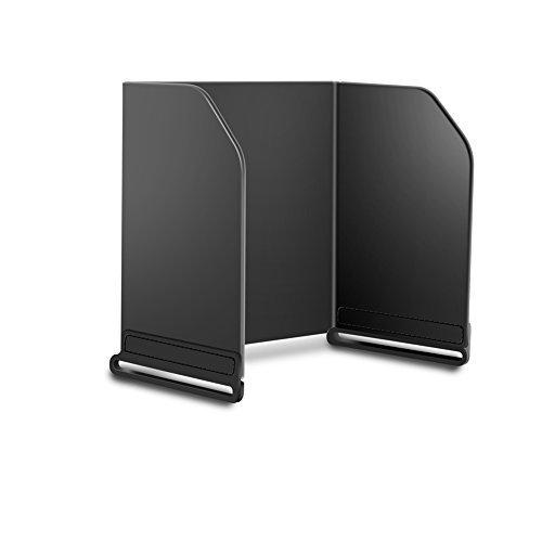 Telecomando pieghevole per il monitor FPV Sunshade per DJI Spark Mavic pro Mavic Air Inspire 1   Phantom 3 4   OSMO Adatta per iPad Tablet Smartphone con 7,9 -L168mm