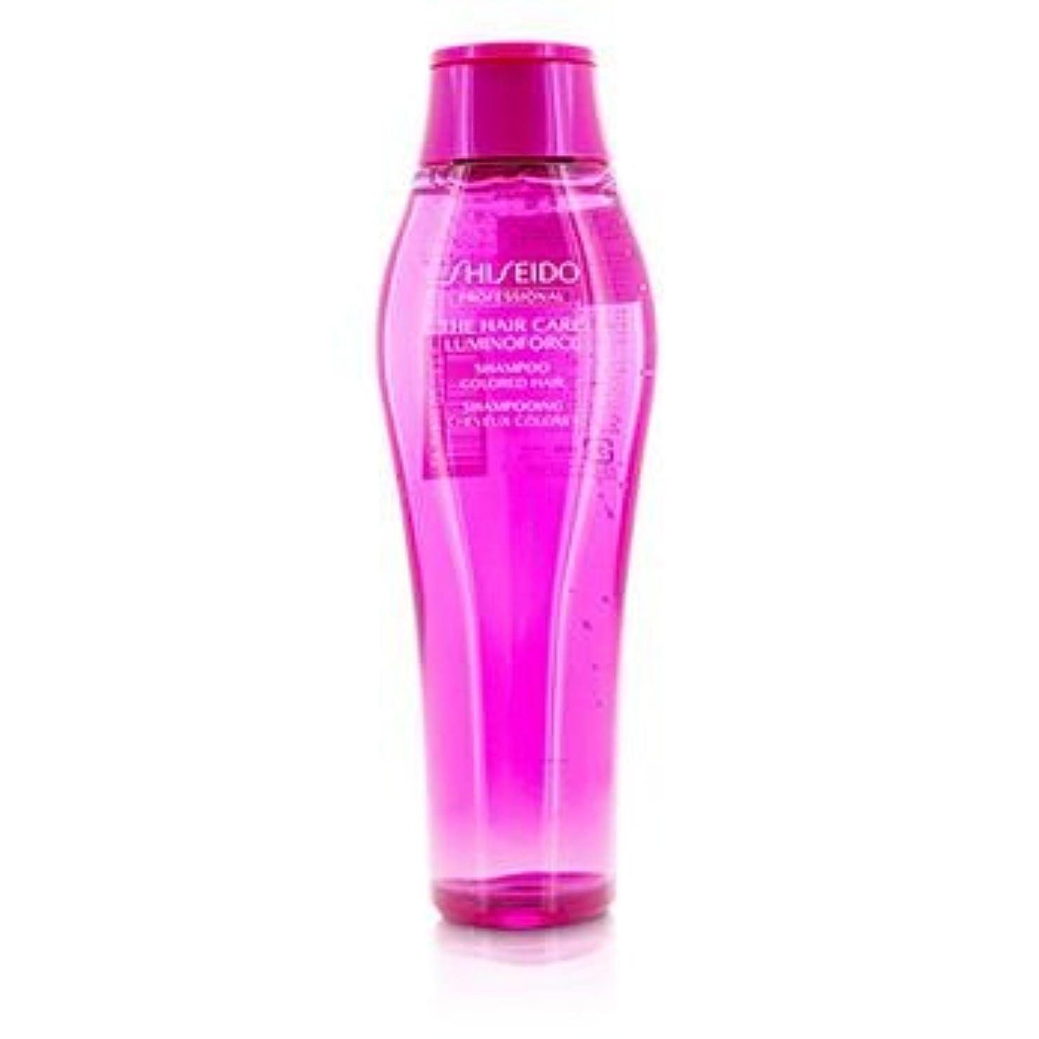 消去代数的ドール[Shiseido] The Hair Care Luminoforce Shampoo (Colored Hair) 250ml/8.5oz
