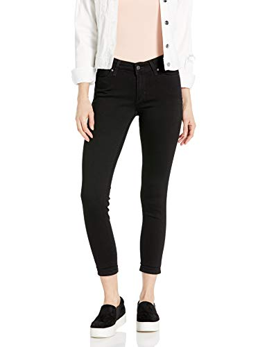 Levi's Women's 711 Skinny Ankle Jean, Black, 27 (US 4)