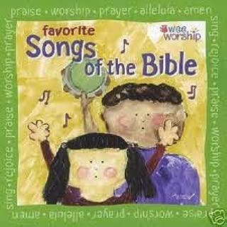 Favorite Songs of Bible