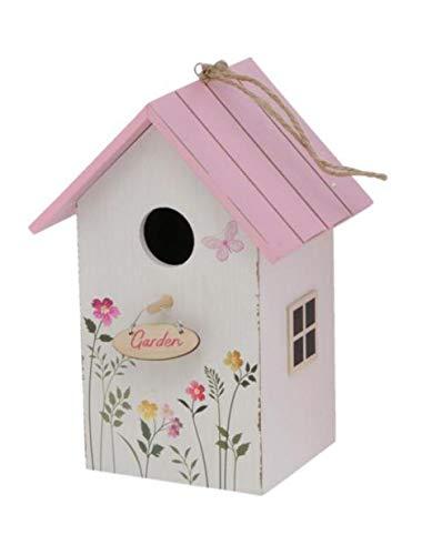 Holz Vogelhaus für Balkon und Garten,...