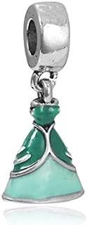Pendentif Mom Bleu Soldes dhiver id/ée Cadeau Charms Perles Bracelets compatibles Toutes Marques