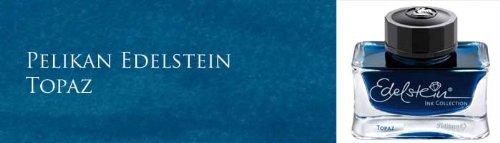 Pelikan Tinte Edelstein Ink Collection topaz (türkis-blau) 50ml