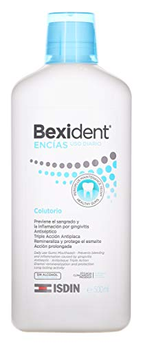 ISDIN Bexident Encías Colutorio - 500 ml.
