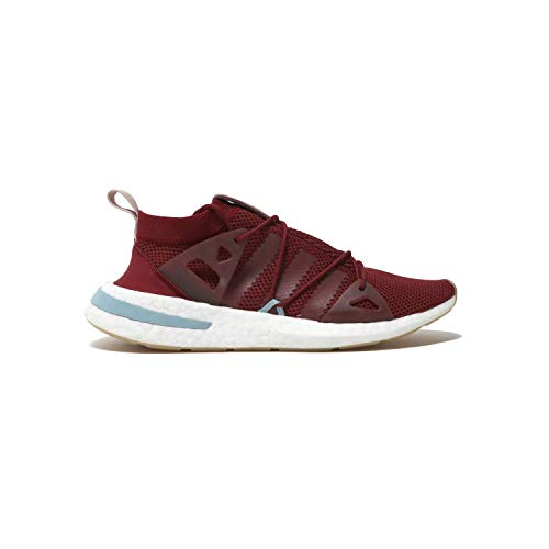adidas Womens Arkyn Lace Up Sneakers Shoes Casual - Burgundy - Size 11 B