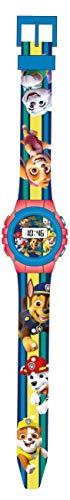Kids Licensing  Reloj Digital Infantil + Bolígrafo + Diario Secreto Patrulla Canina   Reloj Infantil Paw Control   Set Papelería Boli 6 Colores + Diario   Reloj de Pulsera Infantil   Licencia Oficial