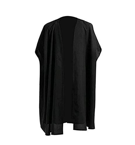 qingning Professor Severus Snape Umhang Robe Cosplay Anzug Halloween Kostüm Suit