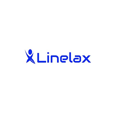 Linelax Fat Heavy Weighted Pen, Fat Weighted Pen Set of 2 for Tremors Parkinson's and Arthritic Hands. Heavy Pen to Help Writing for Elderly, Carpal Tunnel, or Children (2 Pack)