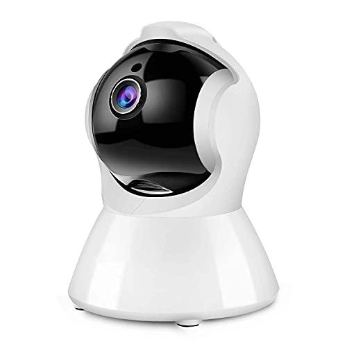 DMNSD 1080p Cámara IP Ai Auto Seguimiento Noche Versión Noche Smart Movimiento Rotación Rotación Vigilancia Inalámbrica Seguridad Cámara WiFi(Size:300W with 32G Memory Card)