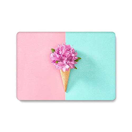 Süße Laptophülle für MacBook Air 13 Zoll Glitzer Klar Matte Cover für Mac Book A1466 A1369 A1932 A2179 A2337 M1 2020 2017 2018 Khaki-Air 13 2020 A2337
