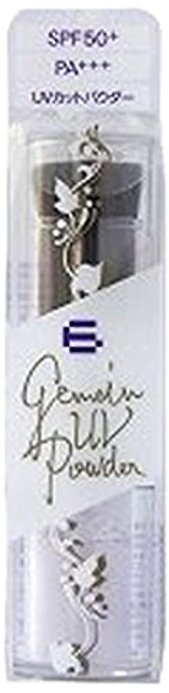 しないファセット一元化するジェルニック ゲマインUVパウダー パープル 6g