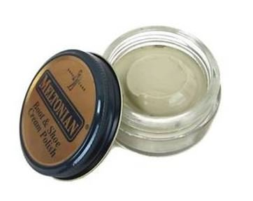 Boot & Shoe Cream Polish IVORY MELTONIAN #157 Size 1.55 oz