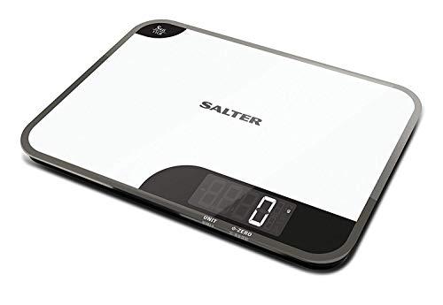 Salter báscula de cocina con función de tabla de cortar, p