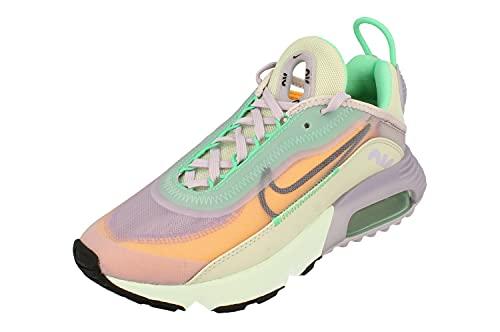 Nike Mujeres Air MAX 2090 Running Trainers CZ1516 Sneakers Zapatos (UK 6.5 US 9 EU 40.5, Infinite Lilac Smoke Grey 500)