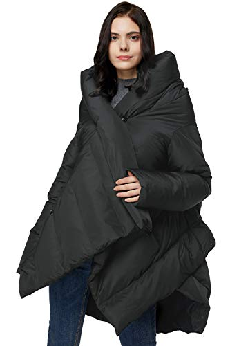 Orolay Women's Women's Puffer Down Coat Cloak-type Jacket...