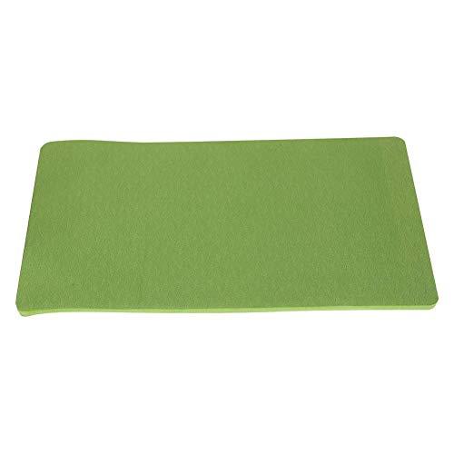 Tapis de Yoga Portable Léger Antidérapant et Antidérapant, Tapis de Fitness EVA Knee Pad Mat Fitness, pour la Gymnastique pour l