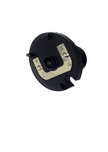 Akkudeckel für den 100 Watt E-Shisha Kopf von Kangerm
