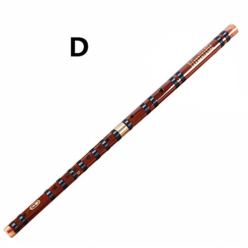 YH Flauta de bambú Flautas de Viento de Madera Profesionales Instrumentos Musicales C D E F G Clave Chino Dizi Flauta Transversal