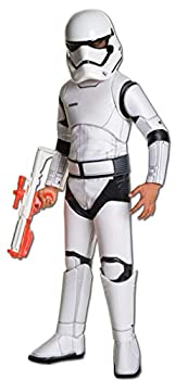 Star Wars  The Force Awakens Child s Super Deluxe Stormtrooper Costume Large