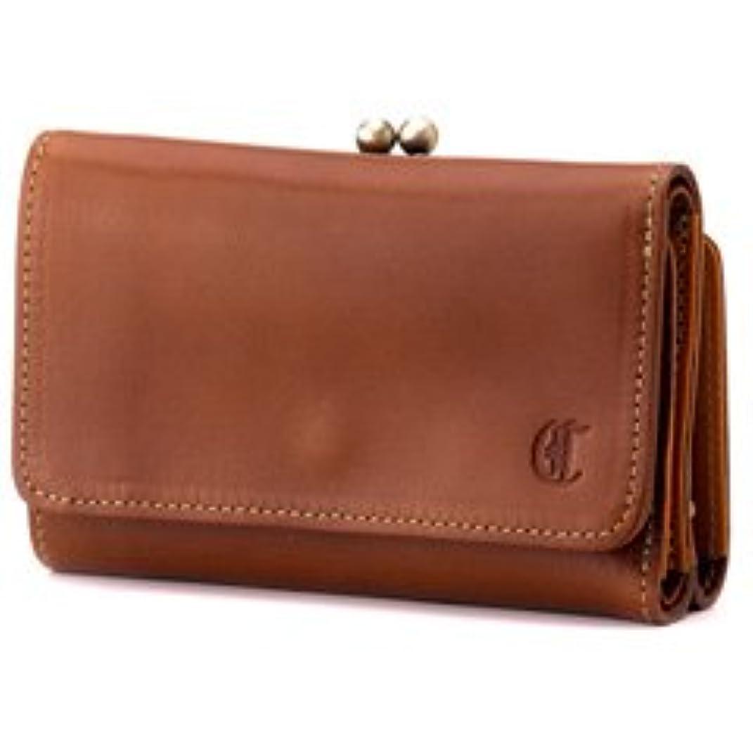パッド換気するスペースクレドラン CLEDRAN がま口折り財布 [PESE/ペセ] cl1539