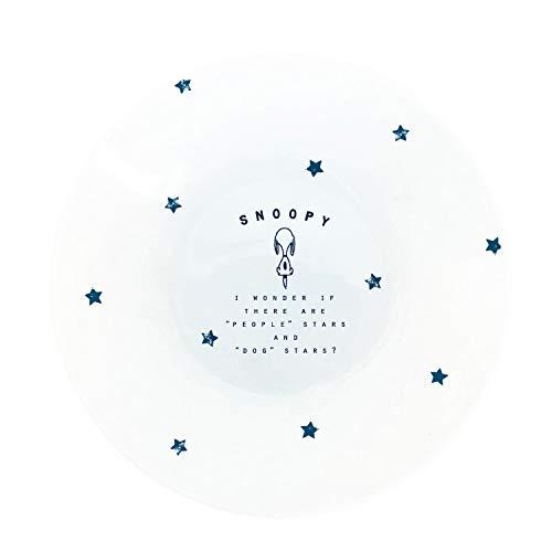 「 PEANUTS(ピーナッツ) 」 スヌーピー スターズ ミニプレート 皿 直径10.5cm 白 608123