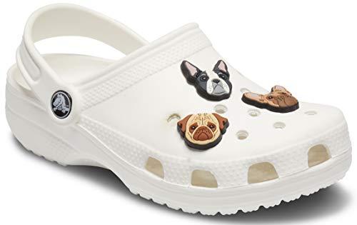 Crocs Jibbitz Shoe Charms 3-Pack | Jibbitz for Crocs, Puppy, Small