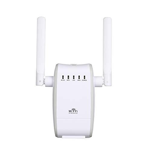 Docooler 300 Mbps WiFi range extender met 802.11n / g/b WPS-2,4 GHz Mini Wireless N signaalversterker Booster AP/Router/Repeater
