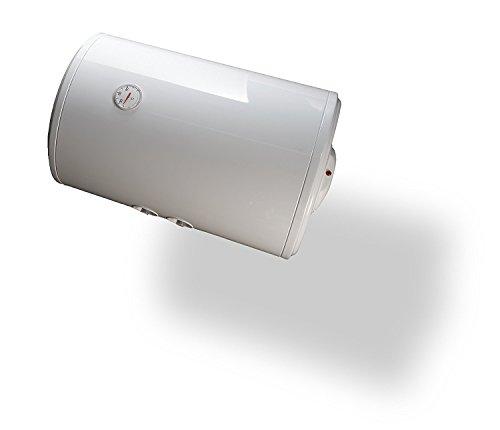 Scaldabagno elettrico Bandini SO 80 LITRI ORIZZONTALE - Scaldacqua boiler - Doppio imballaggio Termoverde per corriere espresso