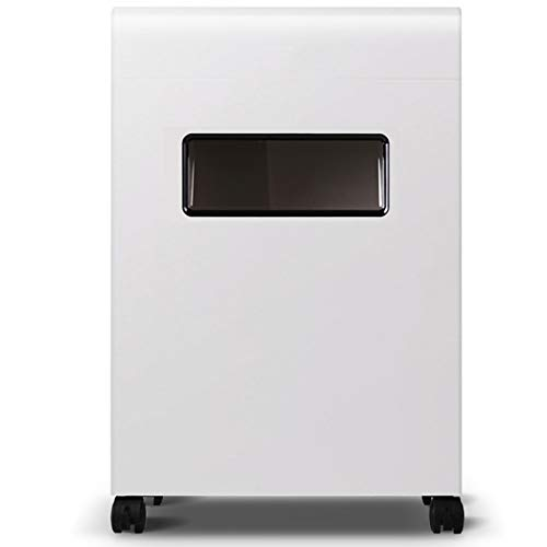Great Price! FEE-ZC 10 Sheet Cross Cut Paper Shredder for The Small Or Home Office with 100 Percent ...