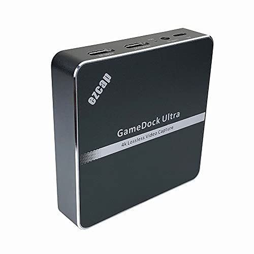 Qalabka Grabación de vídeo HD a tipo C 4K60Hz HDR Passthrough 4K30Hz Grabación Micrófono en tiempo real Streaming Sync Salida o vídeo