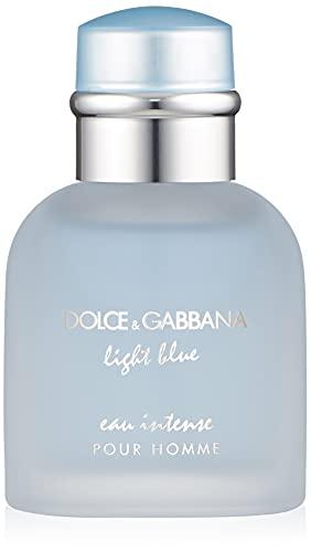 Dolce & Gabbana Light Blue Eau Intense Eau de Parfum für Herren, Zerstäuber, 50ml