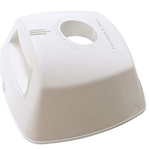 New Hayward AXV073WH White Concrete Top Shell Replacement for Hayward 2025 Pool Vac Plus Pool Cleane...